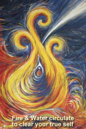 Ilchi Lee - Korea - energy - fire and water