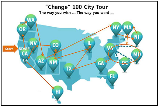 The Change Project Screening Tour
