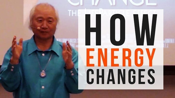Ilchi Lee talks at Miami University about magnets and energy