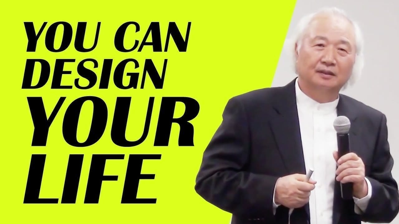 You can design your life