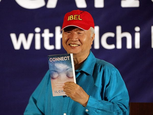 Connect by Ilchi Lee book