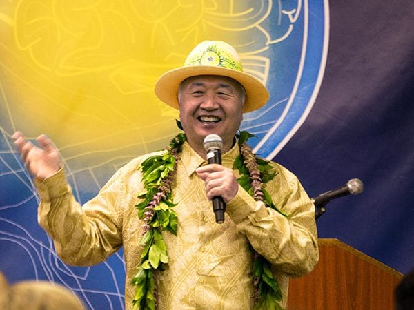 Ilchi Lee Connect Book Talk Hawaii