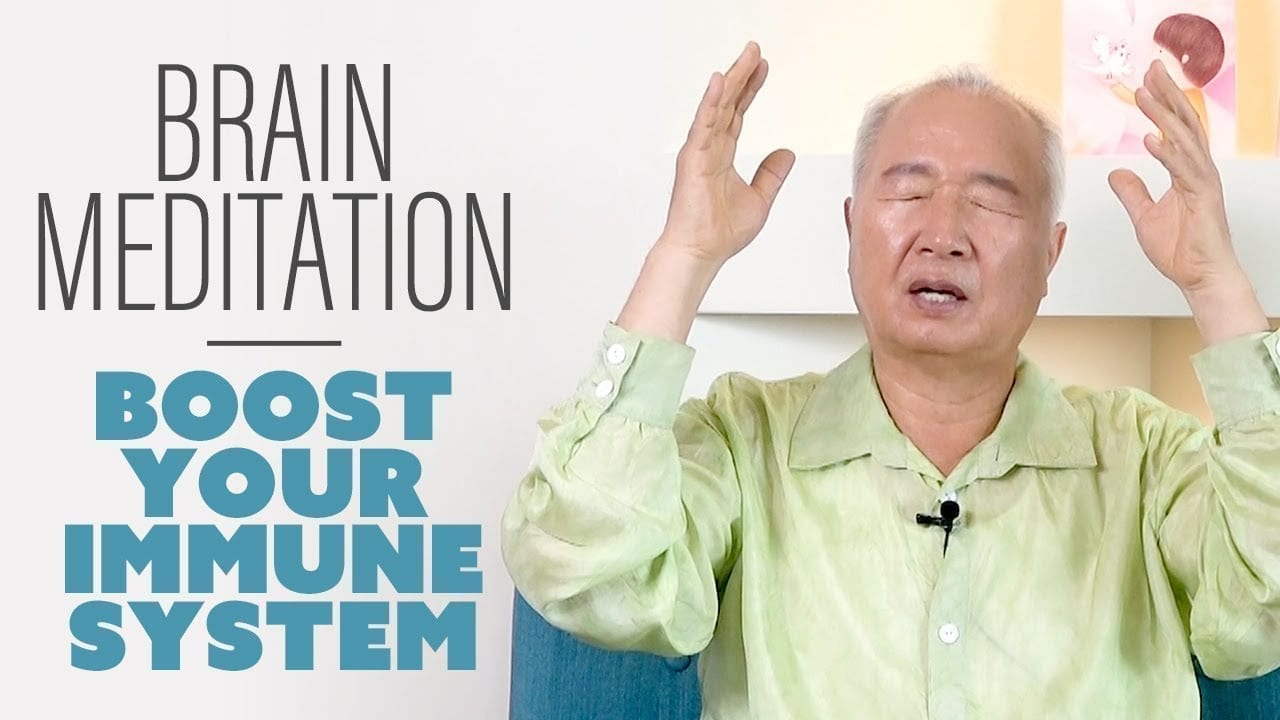 Ilchi Lee - Brain Meditation to Boost Your Immune System