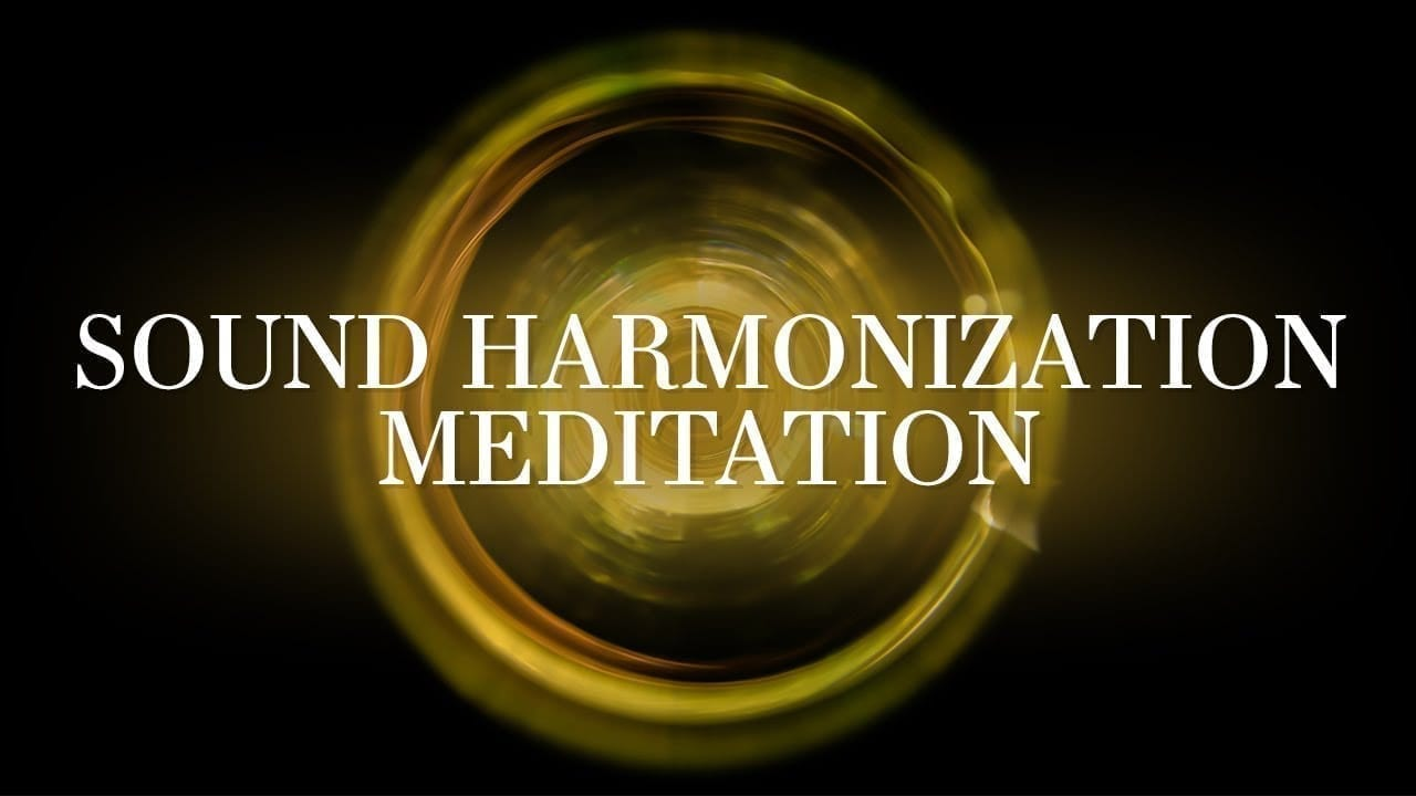 Sound Harmonization Meditation with Ilchi Lee