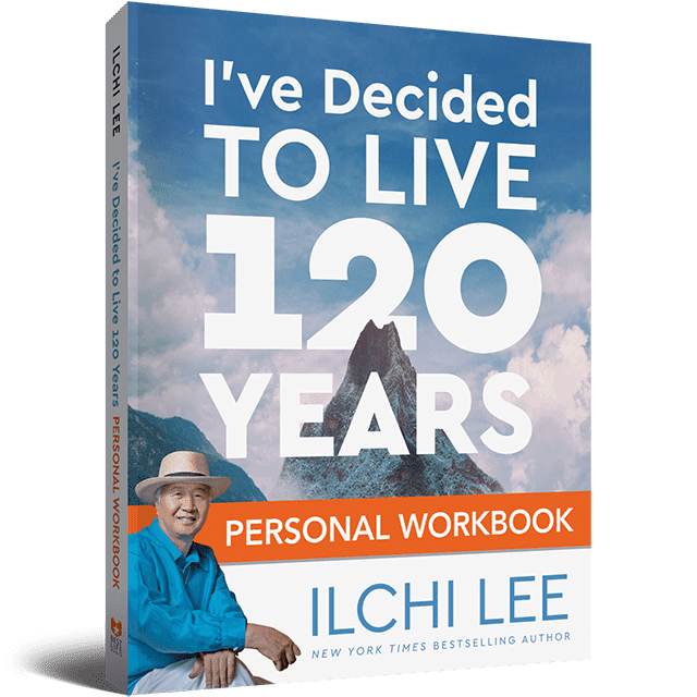 I've Decided to Live 120 Years Workbook