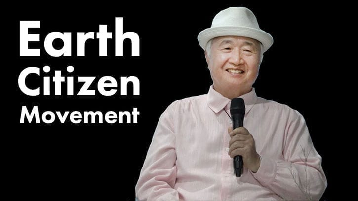 Ilchi Lee, Earth Citizen