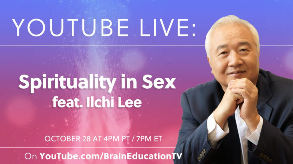 Q&A with Ilchi Lee on Spirituality in Sex